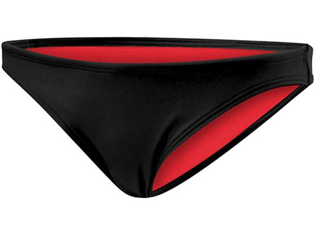 TYR Solid Micro Bikinibroekje Dames, zwart